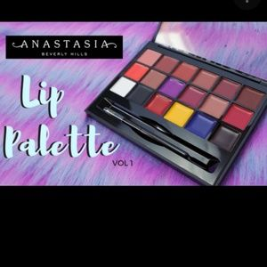 Anastasia Beverly hills lip pallette volume 1